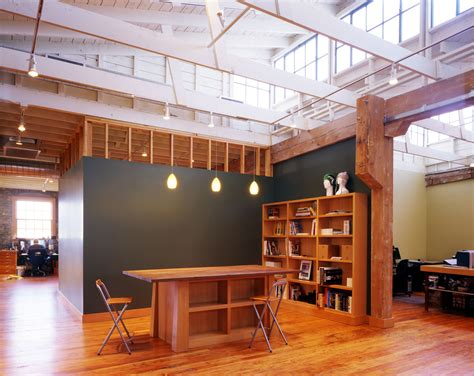 Cool Workspaces by Creative Office Space Brick And Timber Architecture