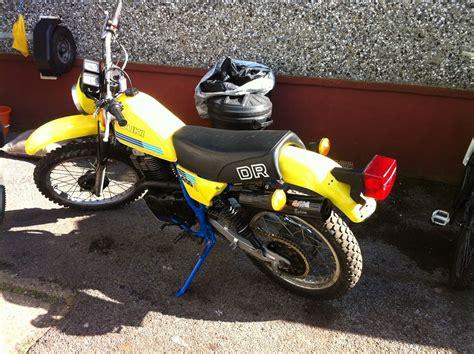 Suzuki Racing Bikes Price Suzuki Dr 400 St 1980 Twinshock Race Road Bike
