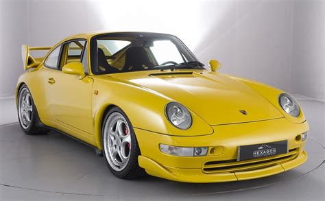 Porsche 993 Rs by Porsche 993 Rs Clubsport On Sale For 163 400k