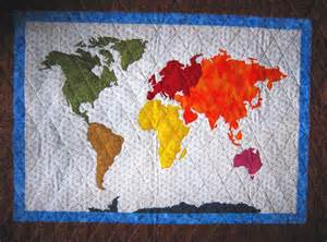 quilts for travelers map quilts more