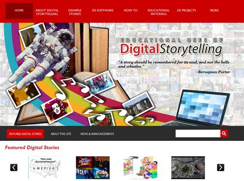 themes for story telling competition educational uses of digital storytelling