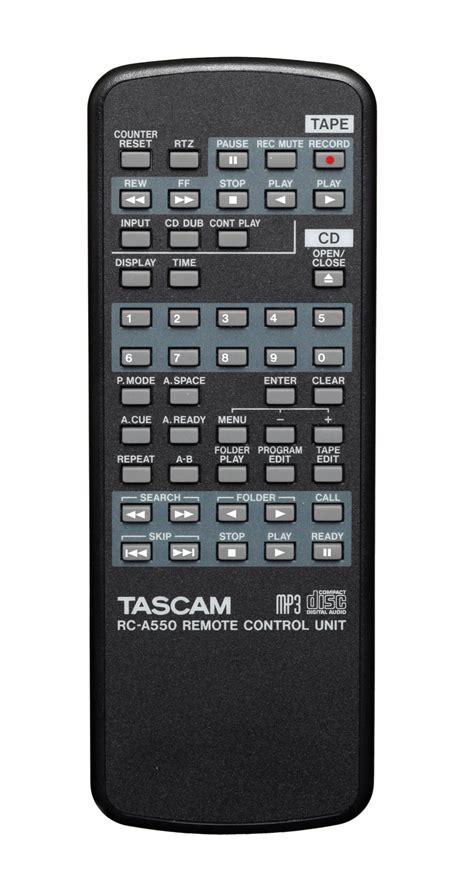 cd cassette player combo tascam cd a550mkii cd player cassette recorder combo
