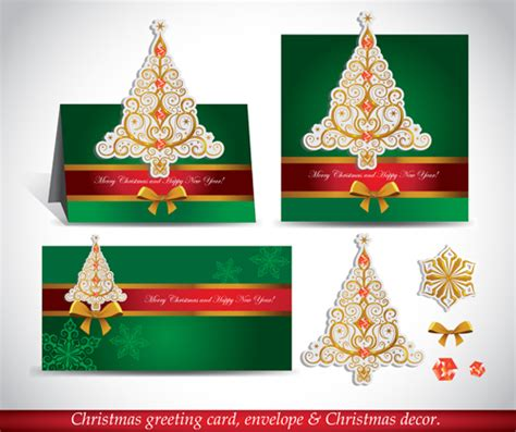 decorative cards and envelopes christmas greeting card envelope with christmas decorative