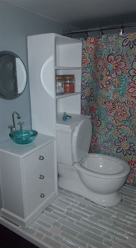 american girl doll bathroom 25 best ideas about american girl dollhouse on pinterest
