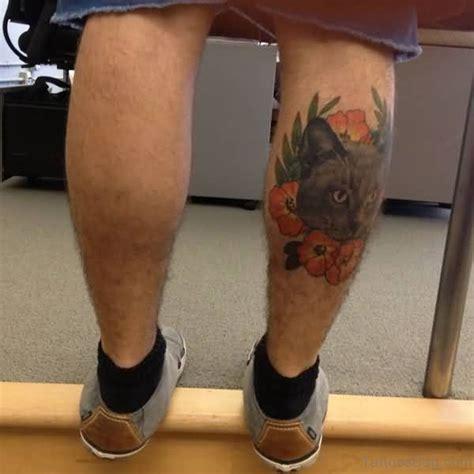 tattoo cat on leg 38 best cat tattoos on leg