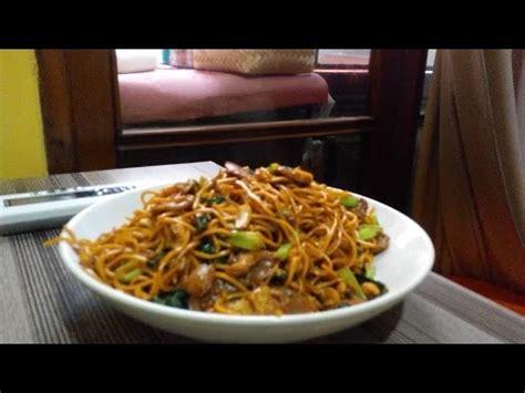 membuat mie goreng sehat resep ayuni 9 mie goreng babi homemade non msg lezat