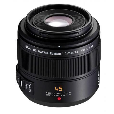 Panasonic Leica Dg Macro Elmarit 45mm F28 Asph Mega Ois H Es045e panasonic mft 45mm 2 8 leica