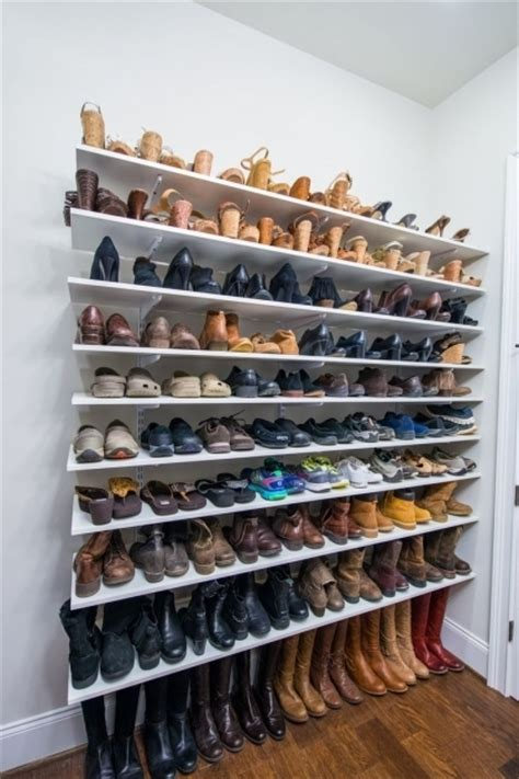 closet organizer shoes 1000 ideas about shoe storage on