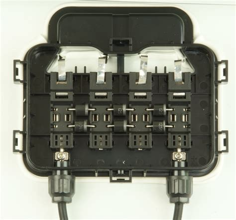 Panel Junction Box solar panel junction box images