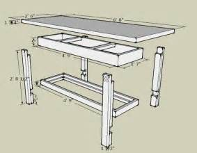 Free Corner Computer Desk Woodworking Plans by Workbench Plans Pdf Wood Tool Box Plan Diy Ideas