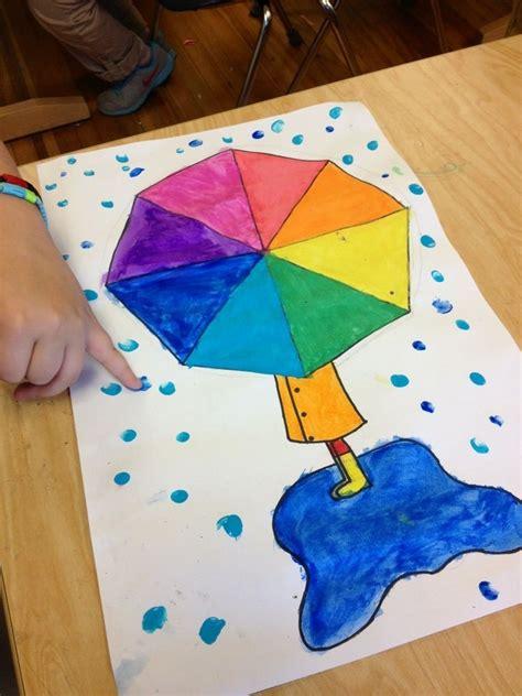 color wheel umbrella rainbow umbrellas color wheels wheels and lessons