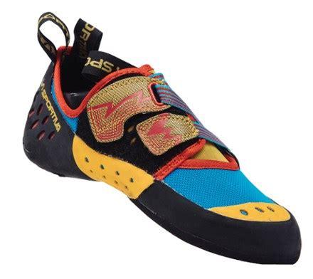 rei climbing shoes la sportiva oxygym climbing shoes s at rei