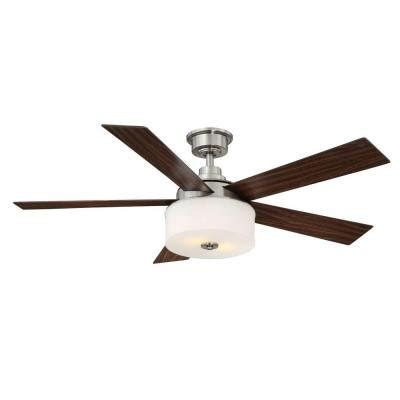 home decorators collection ceiling fan remote home decorators collection lindbrook 52 in brushed nickel