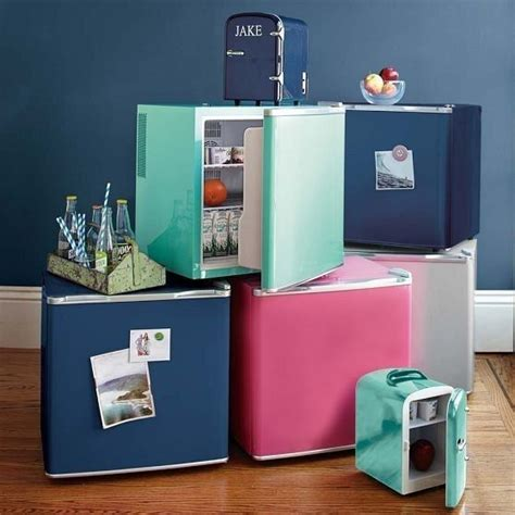 Small Desk Refrigerator 54 Ways To Make Your Cubicle Less Offices Office Hacks And Minis