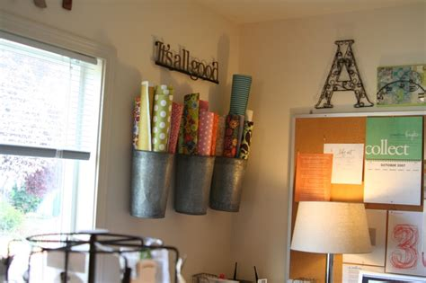 Organizing Craft Paper - 11 tips for organizing your craft room the