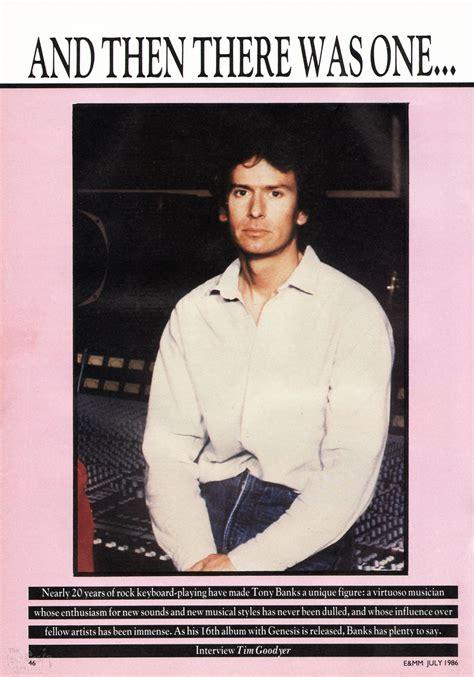 tony banks soundtracks soundtracks the genesis archive