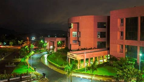 Park Univeristy Mba Number by Symbiosis Institute Of Technology Sit Pune