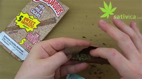 What Makes Rolling Paper - how to roll a backwoods blunt