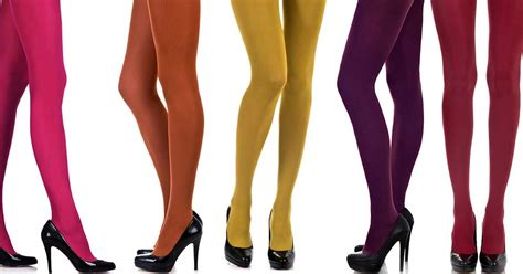 colored tights fashion tights for trendylegs