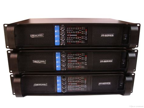 Power Lifier Phase Lab line array lifier lifier fp10000q professional high power s 3300uf capacitor