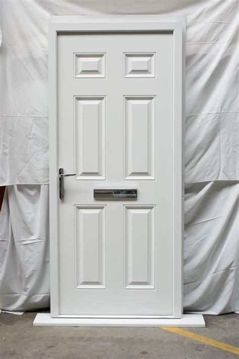white panel doors right white composite front door flying doors