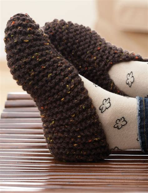 simple chunky cable crochet slippers 17 best images about knit footwear on cable