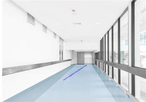 Vinyl Lg Allroad vinyl lantai koridor rumah sakit