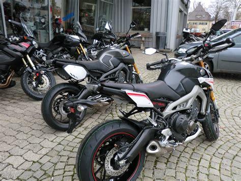 Motorrad Yamaha Mt 09 by Umgebautes Motorrad Yamaha Mt 09 Sport Tracker Moto