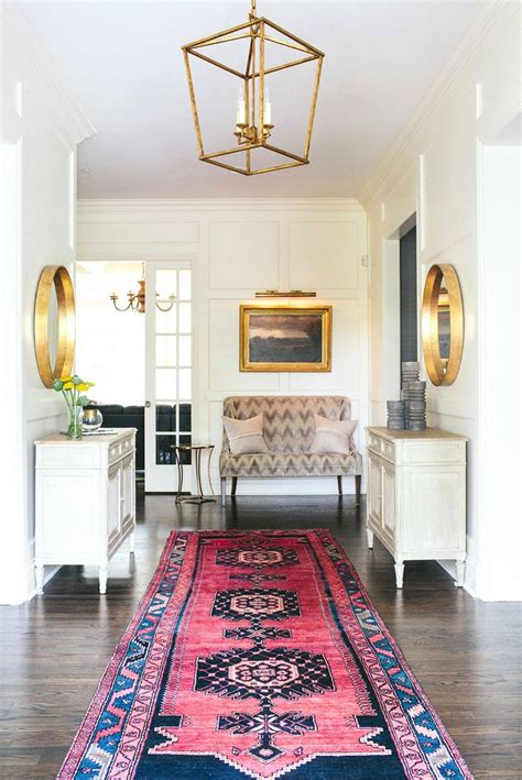 Best Rug For Entryway 25 Best Ideas About Hallway Runner On Pinterest