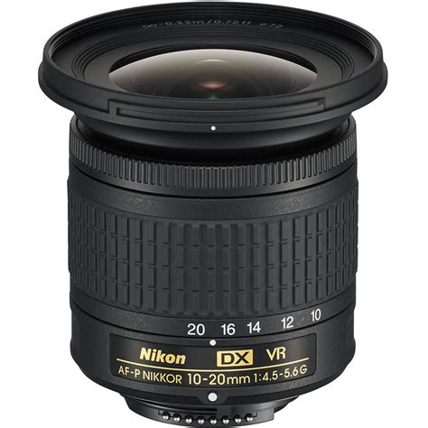 Nikon Af S 20mm F nikon af p dx nikkor 10 20mm f 4 5 5 6g vr lens 20067 b h