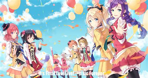 wallpaper anime love live love live group wallpaper and background 1800x947 id