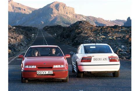 Schnellstes Auto Von Opel by Tradition 25 Jahre Opel Calibra Schnells Schnellste