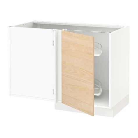 ikea cupboard organizer sektion corner base cabinet po organizer white
