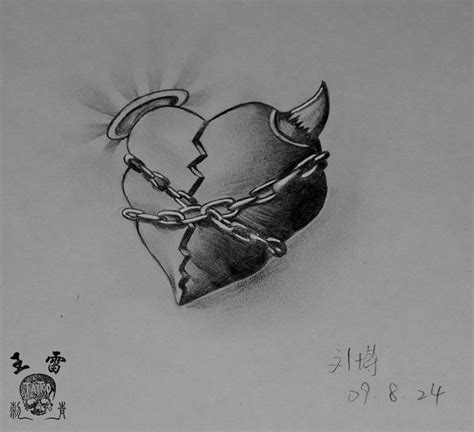 shattered heart tattoo designs 25 best ideas about broken drawings on