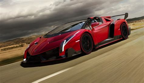 Lamborghini Veneno Price Tag Lamborghini Veneno Roadster Carries A 4 5 Million Price