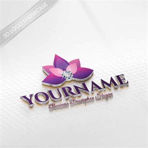home design free diamonds free logo maker flower diamond logo design template