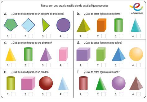 imagenes geometricas y sus nombres figuras geom 233 tricas en primaria