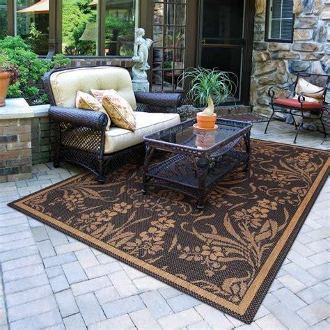 Large Outdoor Patio Rugs 15 Outdoor Rugs You Ll Custom Home Design