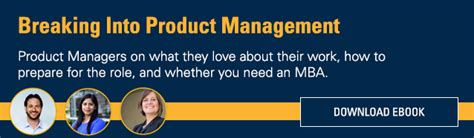How To Get Into Berkeley Mba Program by How To Become A Product Manager