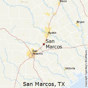 San Marcos Tx Best Places To Live In San Marcos