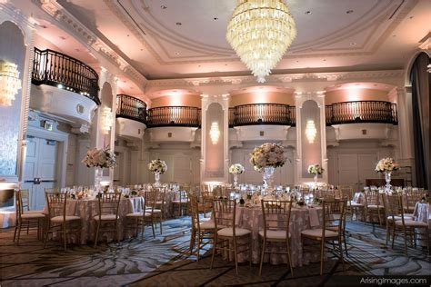Westin Book Cadillac by Westin Book Cadillac Wedding Photography Arising Images