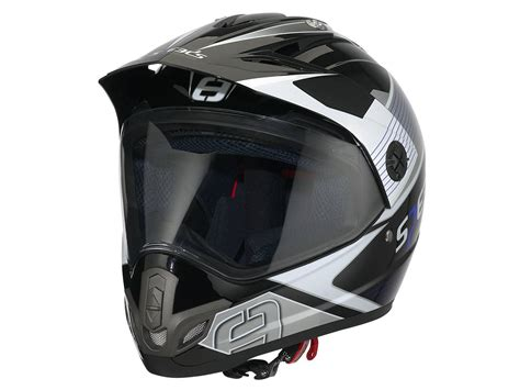 Helm Cross X Ride Helm Speeds Cross X Graphic Blau Gr 246 223 E Xs 53 54cm