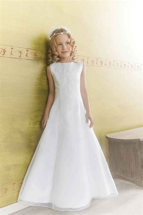 emmerling  holy communion dress  full length