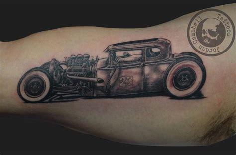 rat rod designs collection