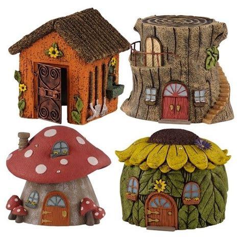 grasslands road small worlds home garden decor fairy house grasslands road 5 styles miniature cement fairy gnome