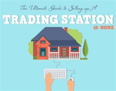 stock trading the ultimate guide on how to the ultimate guide to setting up a trading station at home
