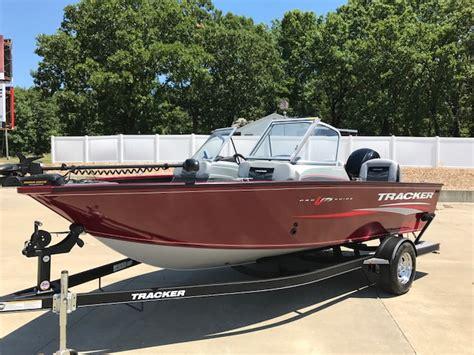 tracker boats v175 2018 tracker v175 combo warsaw missouri boats