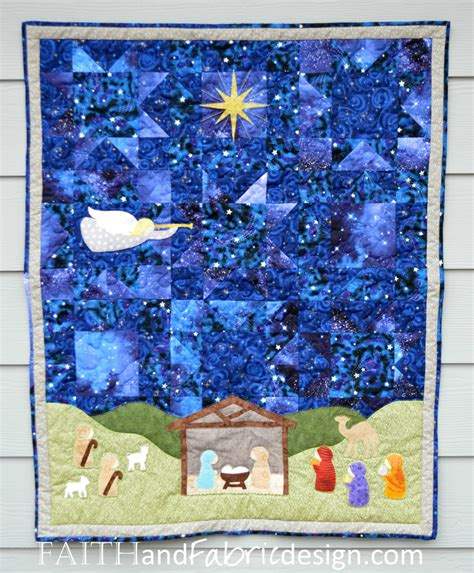 quilt pattern nativity pattern silent night quilt pattern a christmas nativity
