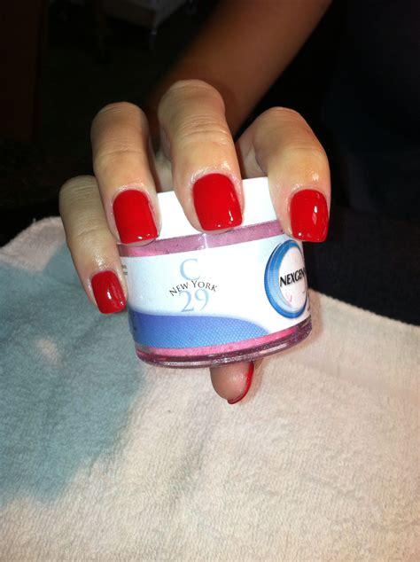 nexgen nail powder colors nexgen nails 29 quot new york quot classic dip nails