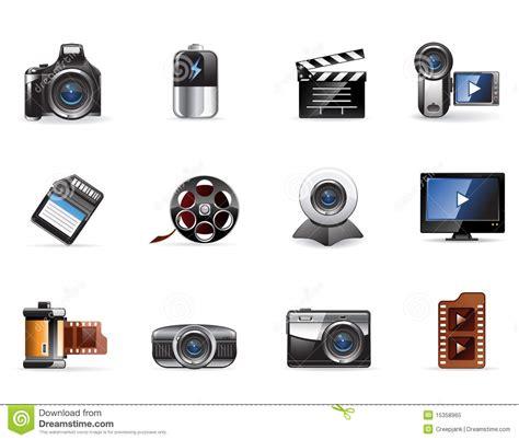 Multimedia Series glomelo icon series multimedia royalty free stock photo image 15358965